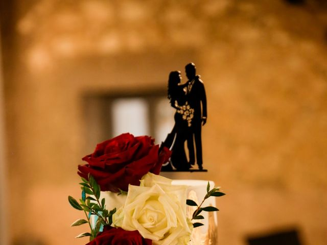 Le mariage de Florian et Cecilia à Agde, Hérault 100