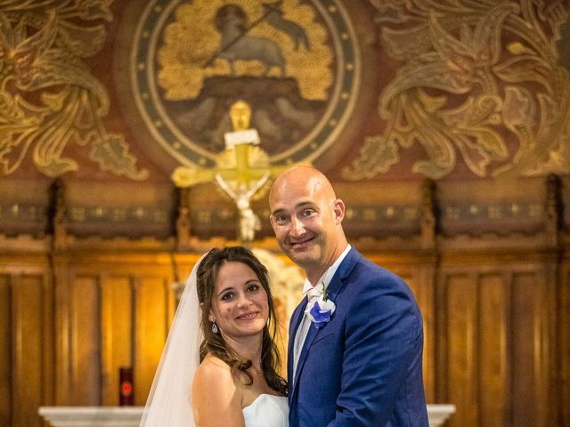 Le mariage de Jeff et Flavie à Marseille, Bouches-du-Rhône 20