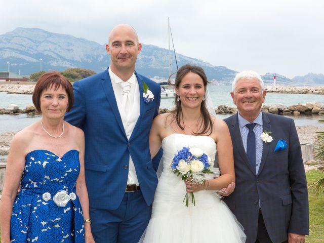 Le mariage de Jeff et Flavie à Marseille, Bouches-du-Rhône 33