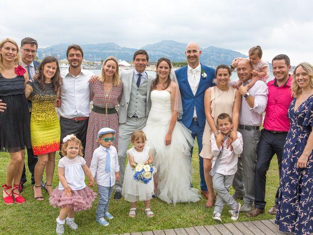 Le mariage de Jeff et Flavie à Marseille, Bouches-du-Rhône 35