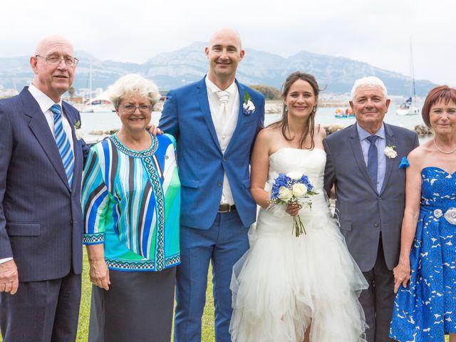Le mariage de Jeff et Flavie à Marseille, Bouches-du-Rhône 37
