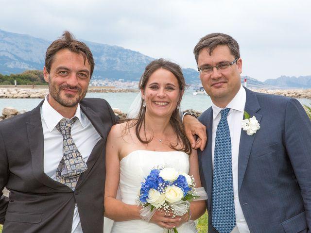 Le mariage de Jeff et Flavie à Marseille, Bouches-du-Rhône 38