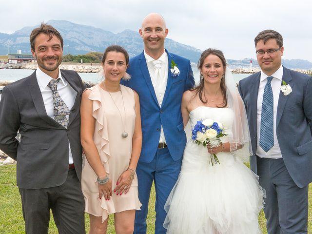 Le mariage de Jeff et Flavie à Marseille, Bouches-du-Rhône 39