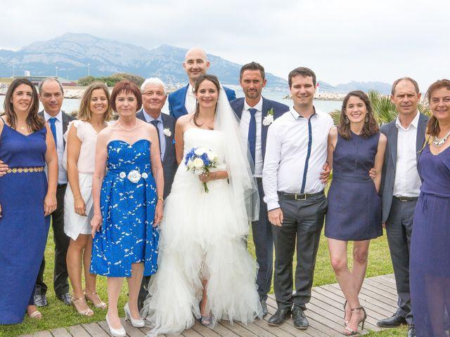 Le mariage de Jeff et Flavie à Marseille, Bouches-du-Rhône 40