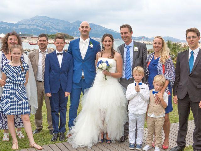 Le mariage de Jeff et Flavie à Marseille, Bouches-du-Rhône 41