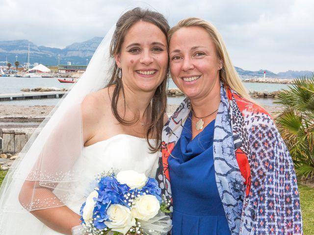 Le mariage de Jeff et Flavie à Marseille, Bouches-du-Rhône 42
