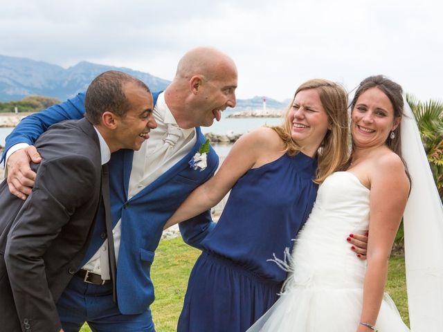 Le mariage de Jeff et Flavie à Marseille, Bouches-du-Rhône 44