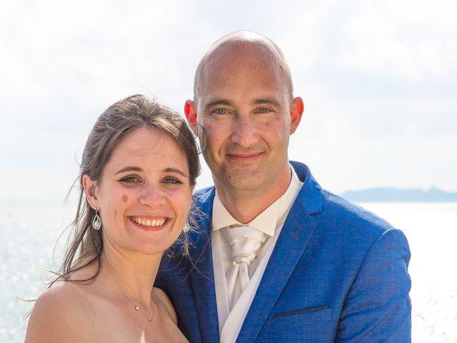 Le mariage de Jeff et Flavie à Marseille, Bouches-du-Rhône 56