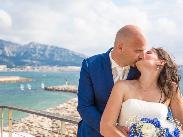 Le mariage de Jeff et Flavie à Marseille, Bouches-du-Rhône 60