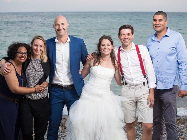 Le mariage de Jeff et Flavie à Marseille, Bouches-du-Rhône 94