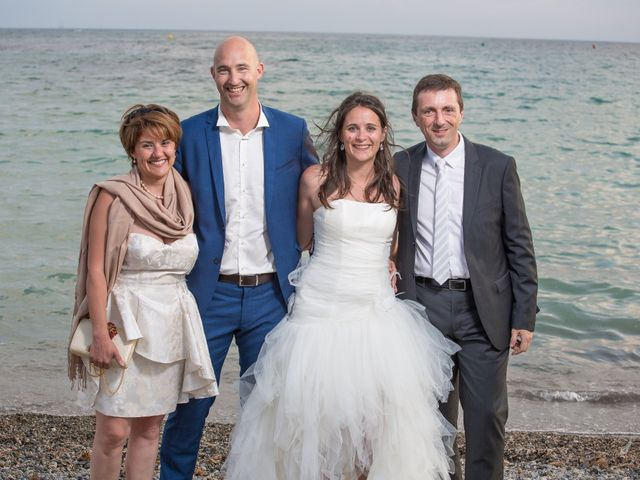 Le mariage de Jeff et Flavie à Marseille, Bouches-du-Rhône 96