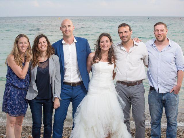 Le mariage de Jeff et Flavie à Marseille, Bouches-du-Rhône 100