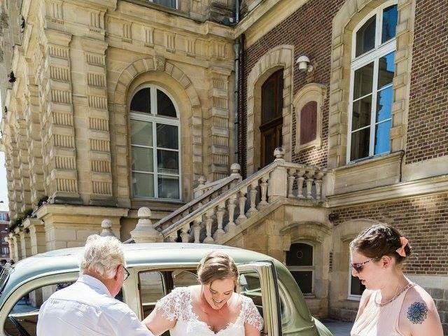 Le mariage de Vincent et Agathe  à Amiens, Somme 3