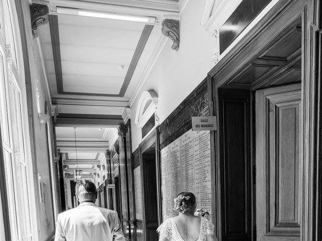 Le mariage de Vincent et Agathe  à Amiens, Somme 5