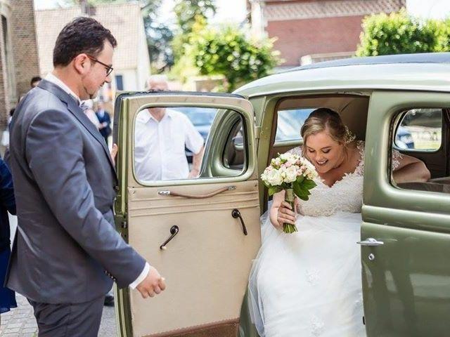 Le mariage de Vincent et Agathe  à Amiens, Somme 8