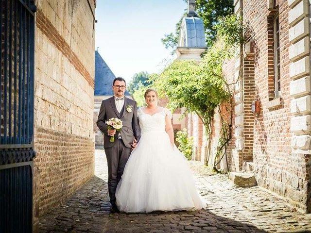 Le mariage de Vincent et Agathe  à Amiens, Somme 21