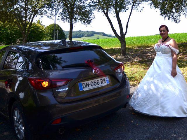 Le mariage de Tristan et Marthe à Sorges, Dordogne 19