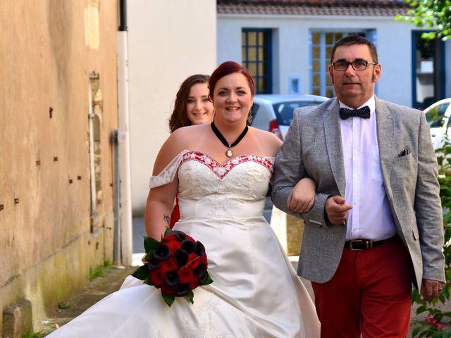 Le mariage de Tristan et Marthe à Sorges, Dordogne 21