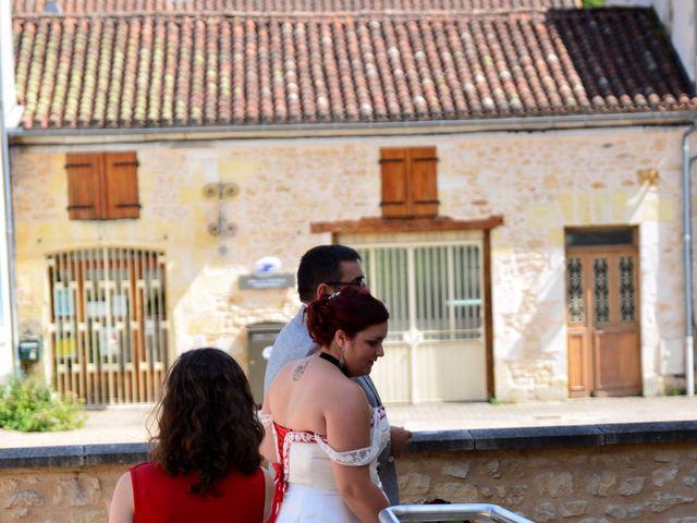 Le mariage de Tristan et Marthe à Sorges, Dordogne 22
