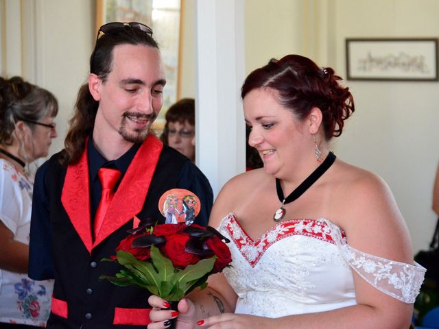 Le mariage de Tristan et Marthe à Sorges, Dordogne 24