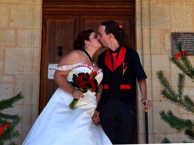 Le mariage de Tristan et Marthe à Sorges, Dordogne 28