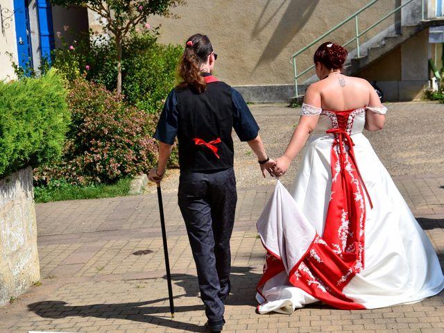 Le mariage de Tristan et Marthe à Sorges, Dordogne 30