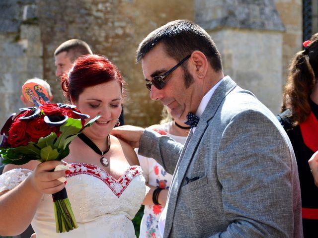 Le mariage de Tristan et Marthe à Sorges, Dordogne 31