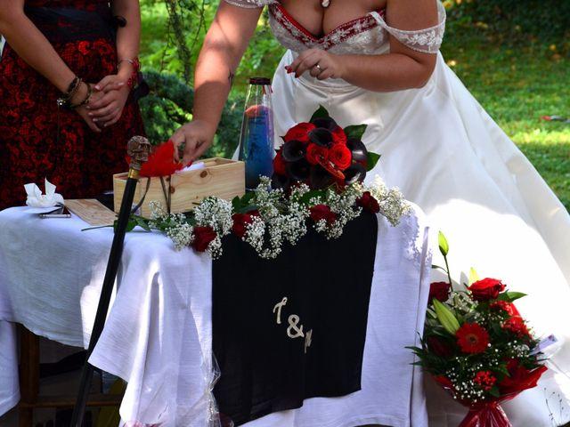 Le mariage de Tristan et Marthe à Sorges, Dordogne 41
