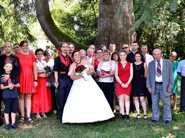 Le mariage de Tristan et Marthe à Sorges, Dordogne 43