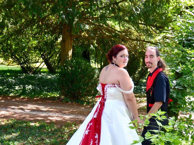 Le mariage de Tristan et Marthe à Sorges, Dordogne 45