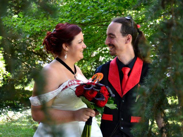 Le mariage de Tristan et Marthe à Sorges, Dordogne 46