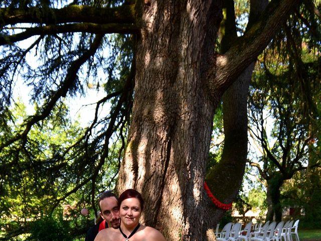 Le mariage de Tristan et Marthe à Sorges, Dordogne 47