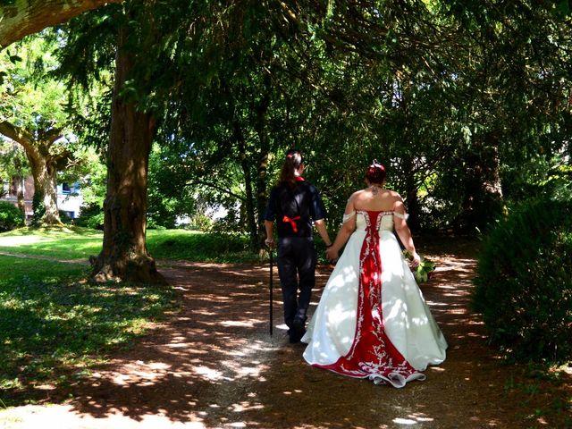 Le mariage de Tristan et Marthe à Sorges, Dordogne 48