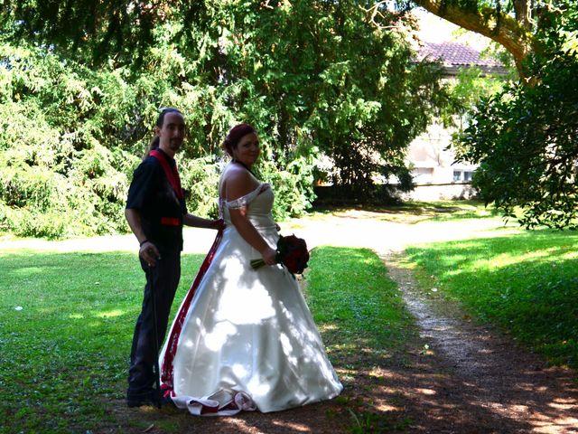 Le mariage de Tristan et Marthe à Sorges, Dordogne 49