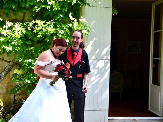 Le mariage de Tristan et Marthe à Sorges, Dordogne 52