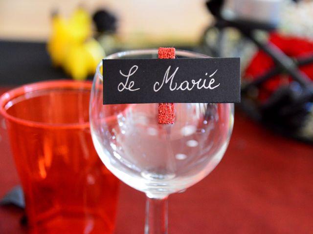 Le mariage de Tristan et Marthe à Sorges, Dordogne 55