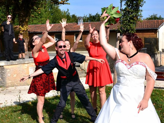 Le mariage de Tristan et Marthe à Sorges, Dordogne 59