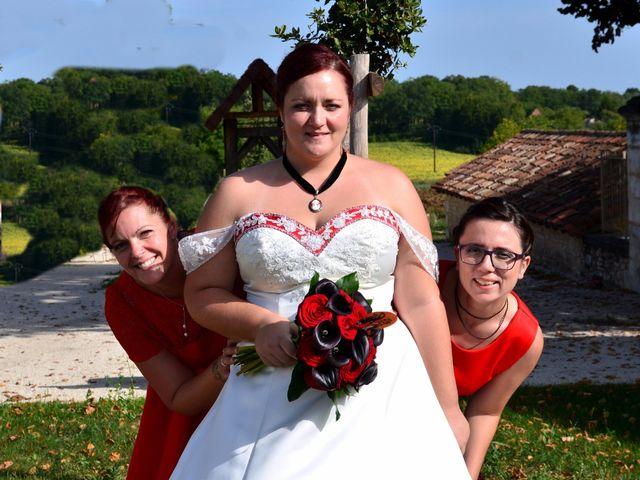 Le mariage de Tristan et Marthe à Sorges, Dordogne 60