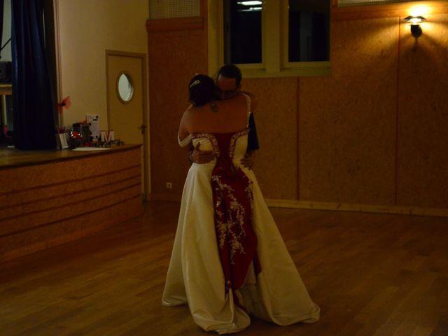 Le mariage de Tristan et Marthe à Sorges, Dordogne 62