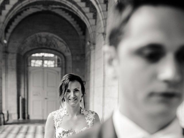 Le mariage de Florian et Anaïs à Aulnois-sous-Laon, Aisne 7