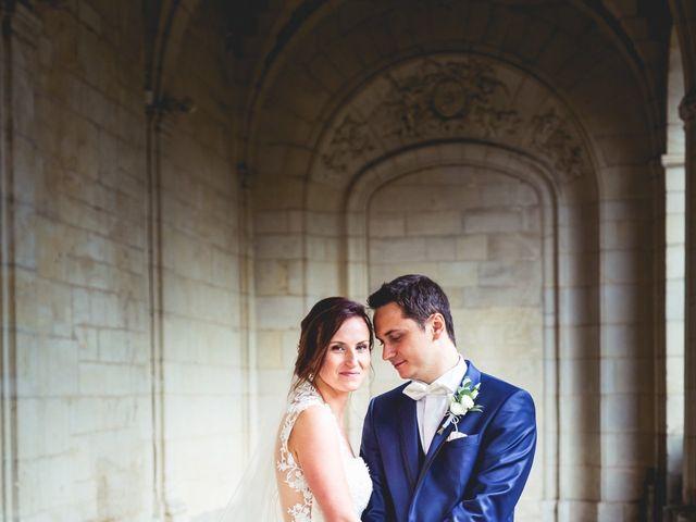 Le mariage de Florian et Anaïs à Aulnois-sous-Laon, Aisne 10