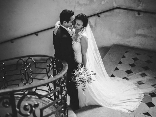 Le mariage de Florian et Anaïs à Aulnois-sous-Laon, Aisne 11