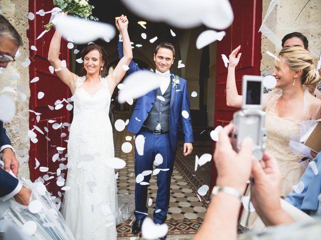 Le mariage de Florian et Anaïs à Aulnois-sous-Laon, Aisne 15