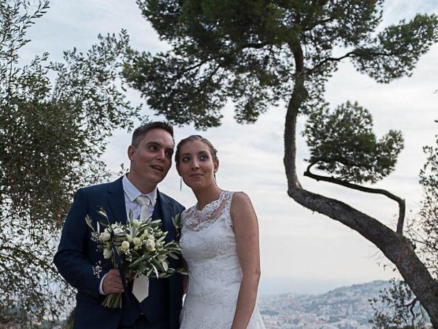 Le mariage de  Nicolas et Gabrielle à Nice, Alpes-Maritimes 20