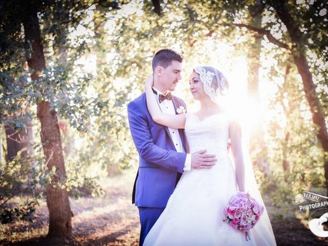 Le mariage de Melike et Ludovic