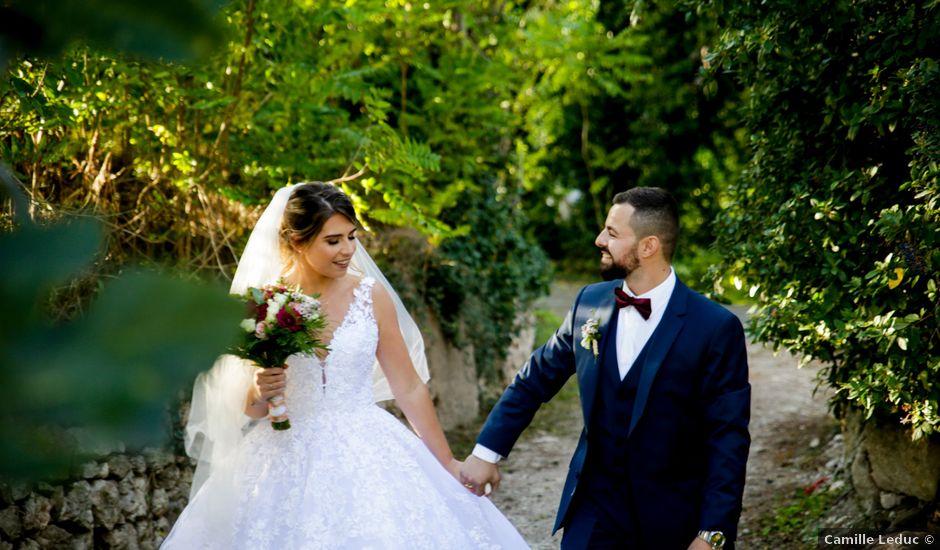 Le mariage de Florian et Cecilia à Agde, Hérault