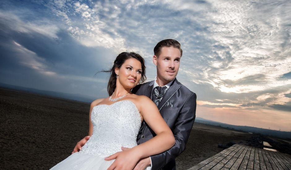 Le mariage de Anthony et Estelle à Port-la-Nouvelle, Aude