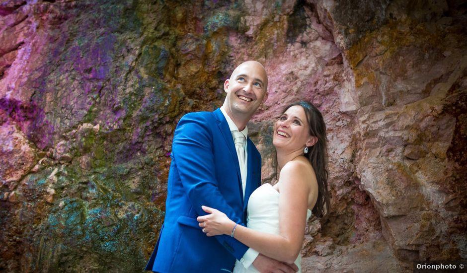 Le mariage de Jeff et Flavie à Marseille, Bouches-du-Rhône