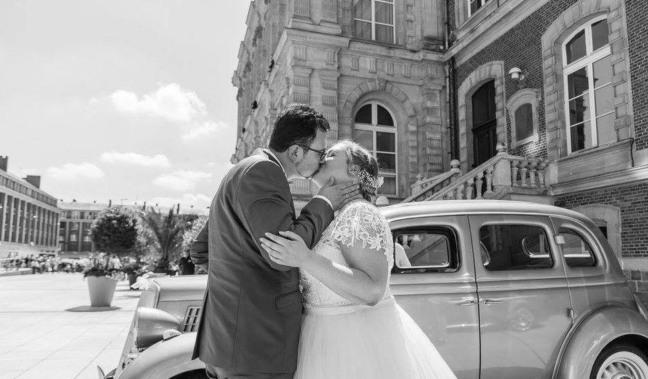 Le mariage de Vincent et Agathe  à Amiens, Somme