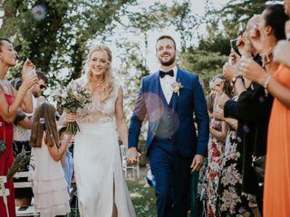 Le mariage de Kristin et Olivier